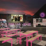 OUTDOOR 'MOONLIGHT CINEMA' & BAR OPENING IN DIGBETH