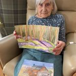CREATIVE CARE HOME RESIDENTS LAUNCH LOCAL ART EXHIBITION