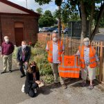 UK'S FIRST COMMUNITY STATION PARTNERSHIP IS LAUNCHED IN THE WEST MIDLANDS