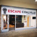 BRAND NEW ESCAPE ROOMS OPEN IN COALVILLE