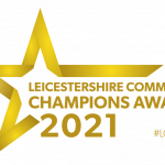 LEICESTERSHIRE COMMUNITY CHAMPIONS AWARDS RETURN