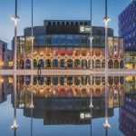 BIRMINGHAM REPERTORY THEATRE'S AUTUMN SEASON PROGRAMME - MARKING 50 YEARS OF THE THEATRE ON CENTENARY SQUARE