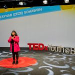 CADBURY COLLEGE STUDENT AND YOUNG MENTAL HEALTH ADVOCATE PRESENTS TEDx TALK