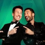 Interview: Anton Du Beke and Giovanni Pernice on Him & Me! coming to Curve
