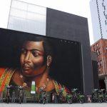 Latest 'In Paint We Trust' Street Art Revealed at Belgrade Theatre