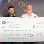 The Access Group raises over £370,000 for National Deaf Children's Society
