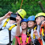 Outdoor family adventures at Conkers this Summer