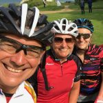 On Your Bike! High Sheriff of Leicestershire Ian Mattioli MBE, commits to raising £30,000 for local charities