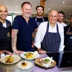 Inaugural Foodie Awards cook-off judged by celebrity chef Glynn Purnell