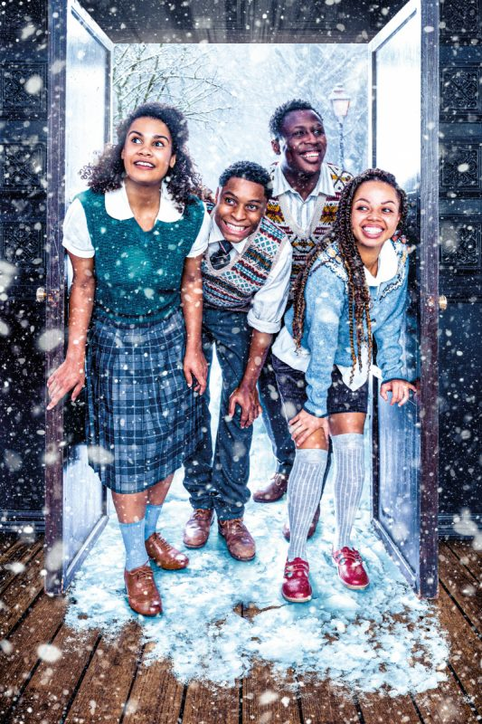 Casting has today been announced for the smash hit Leeds Playhouse production of C. S. Lewis' classic The Lion, the Witch and the Wardrobe, which begins a major UK and Ireland tour at Curve 2 – 13 November 2021.