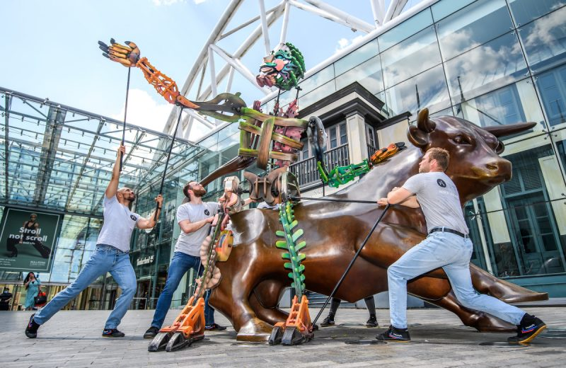 Birmingham Weekender returns this summer with over 100 free events to enjoy at Bullring & Grand Central.