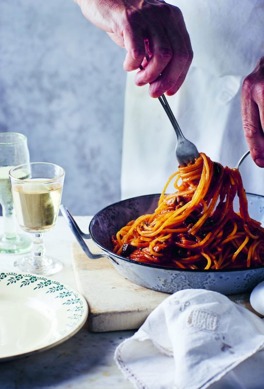 Celebrity chef, Theo Randall, brings a taste of the mediterranean to Coventry with this flavoursome feast from his new book, The Italian Deli Cookbook, that's perfect for any occasion. What's more, we've got two copies of the book to give away.
