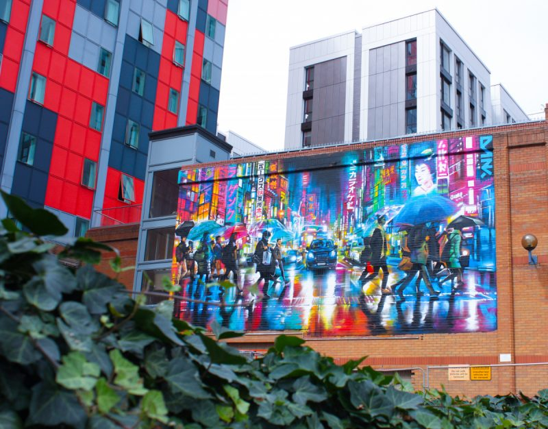 Two new commissions have been revealed as part of Coventry City of Culture's In Paint We Trust series.