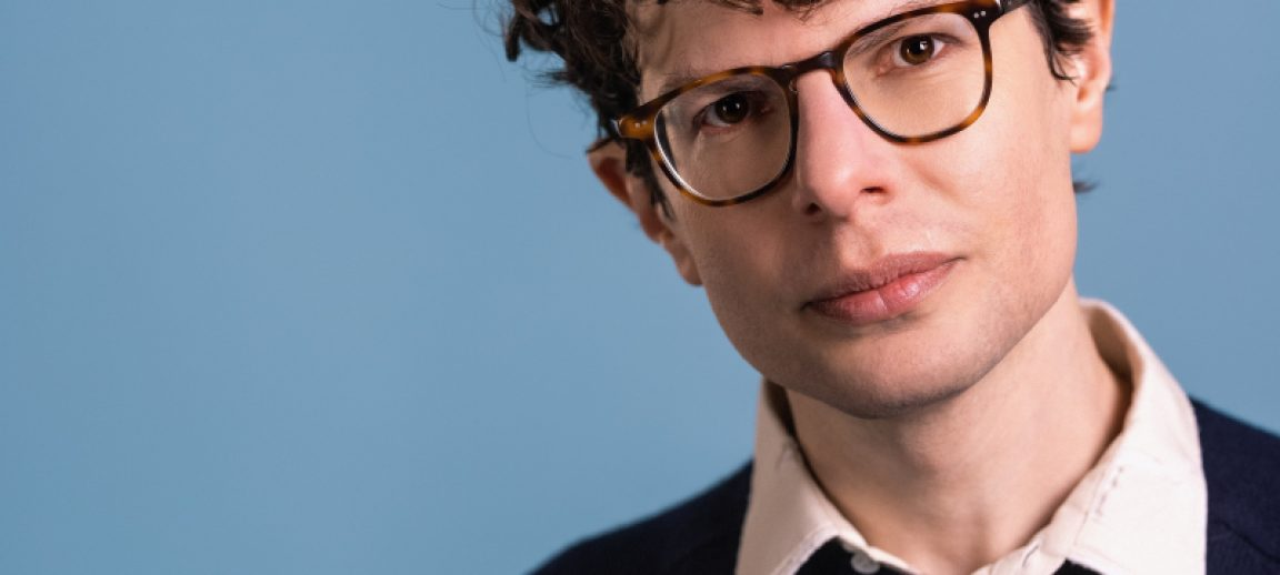 Simon Amstell is talking up his return to the world of stand-up, as he prepares to bring his new show Spirit Hole to audiences this autumn.
