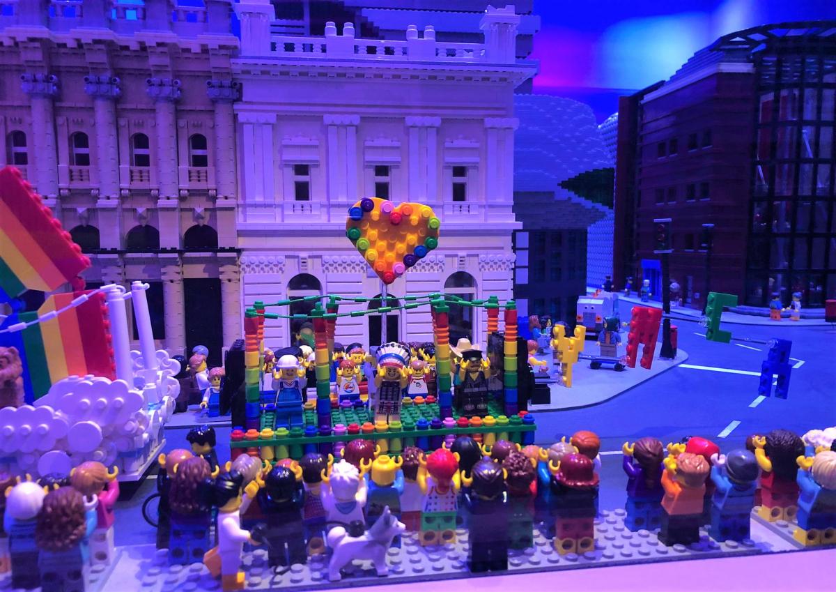 Legoland Birmingham