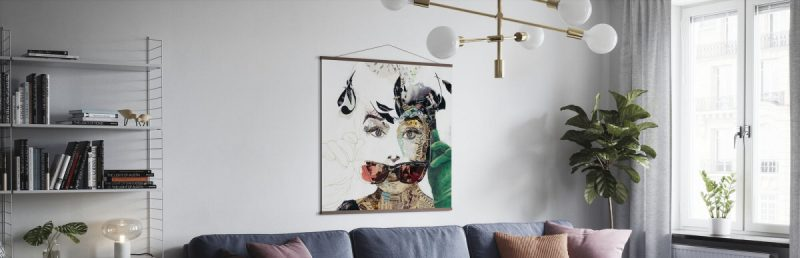 Wall décor to spruce up a room or home are numerous. But using posters has become the most significant trend of decorating walls today. The secret is using wall ornaments that set the room's mood and stimulate your senses.